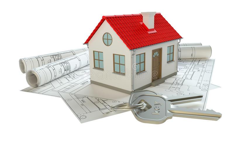 Dessins De Construction Et Petite Maison 86662970